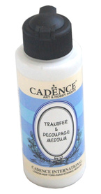 Transfer & Decoupage Medium - klej  i transfer 120ml