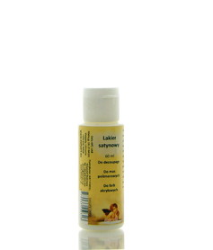 Lakier do decoupage, satynowy, 60 ml