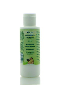Klej do decoupage matowy 120 ml
